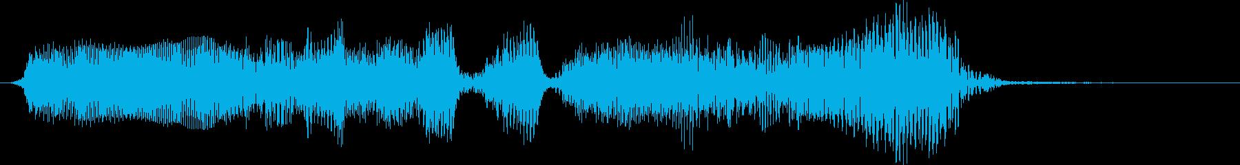 エレクトリックギター:ヘビーベース...の再生済みの波形