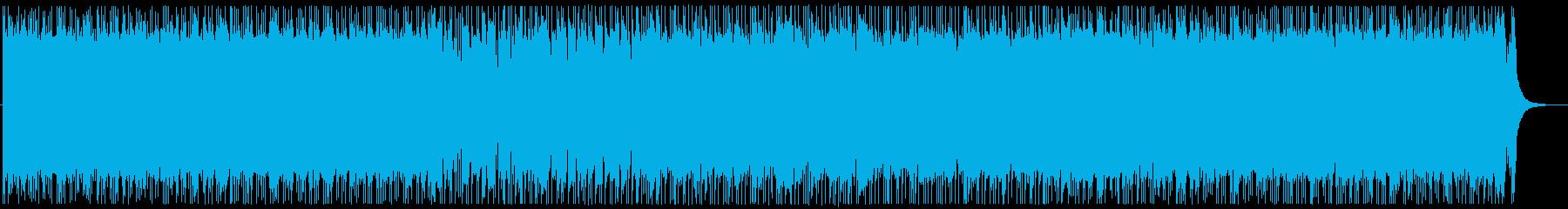 爽やか・疾走感・パンクロック ソロ無しの再生済みの波形
