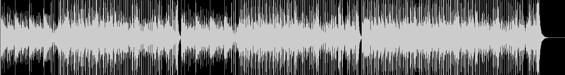 コミカル 子供 ペット 軽快 おちゃらけの未再生の波形