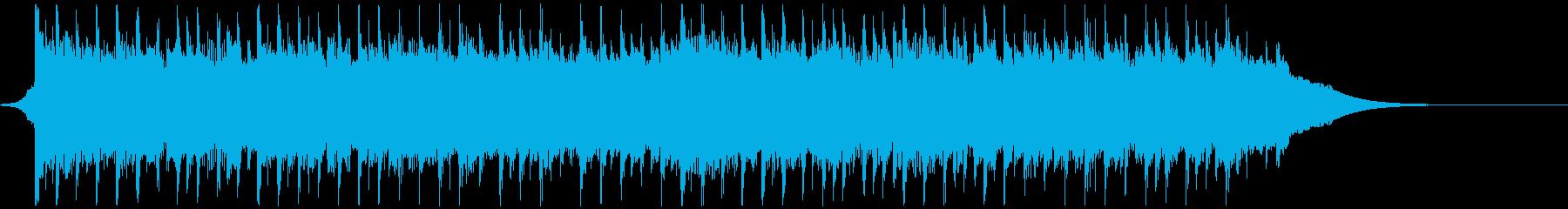 爽やかコーポレート/30秒の再生済みの波形