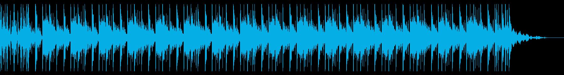 150 BPMの再生済みの波形