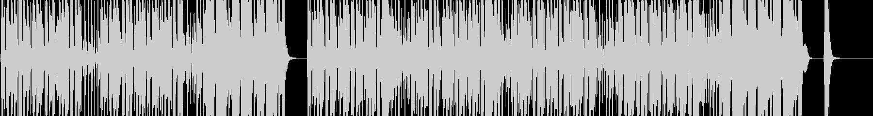 コミカルなシーンやいたずらシーンの未再生の波形
