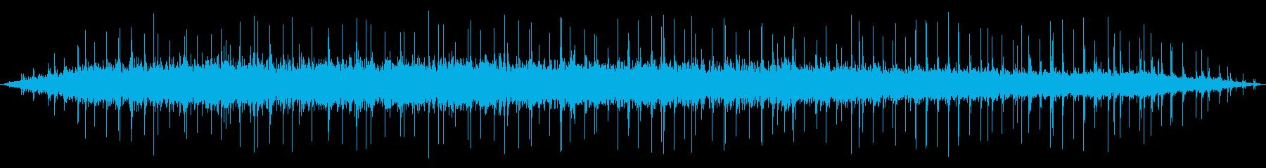 天気 サマーライン05の再生済みの波形