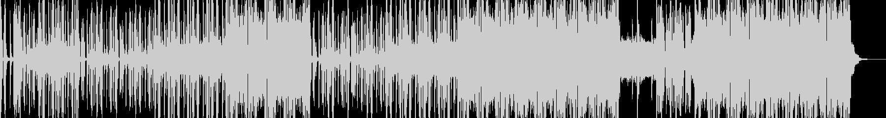 民族楽器・怪しげで恍惚なR&B ボイス有の未再生の波形