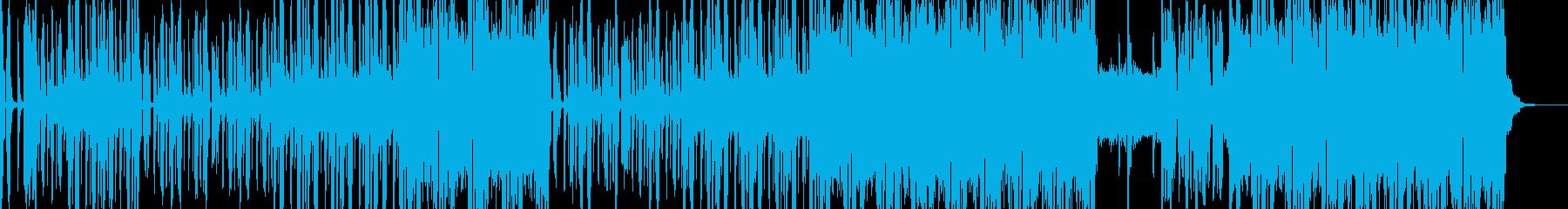 民族楽器・怪しげで恍惚なR&B ボイス有の再生済みの波形