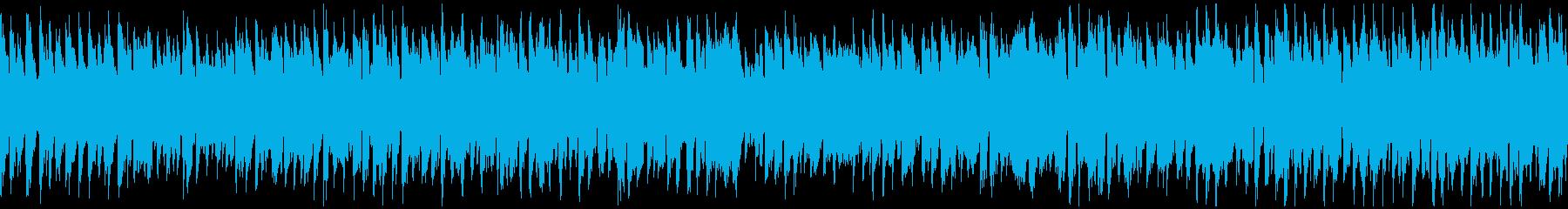 お出かけ、超元気なリコーダー ※ループ版の再生済みの波形