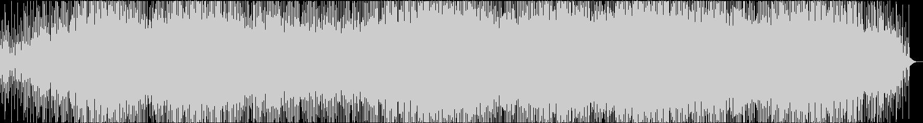 動画14 16bit44.1kHzVerの未再生の波形