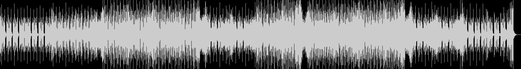 ピアノがノリノリなディスコの未再生の波形