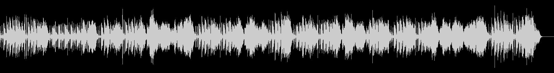 マルティーニ/ガヴォット(ヴァイオリン)の未再生の波形