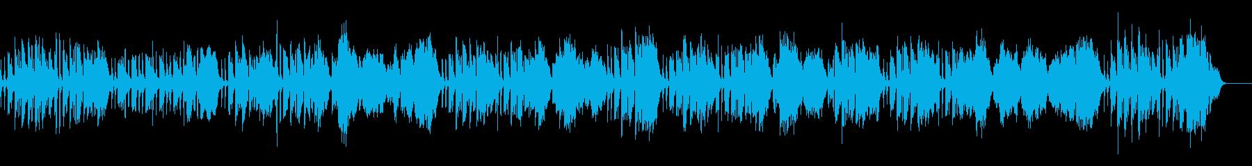 マルティーニ/ガヴォット(ヴァイオリン)の再生済みの波形