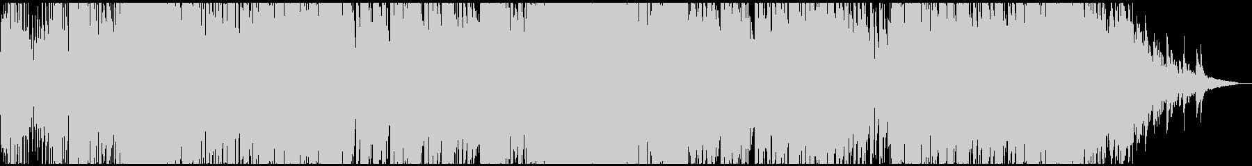 ヘビービート指向のエレクトロインデ...の未再生の波形