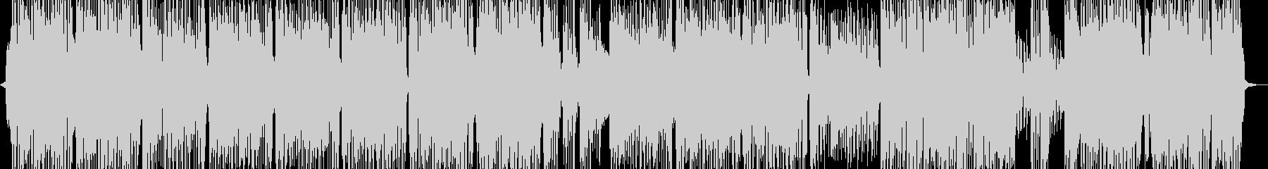 弾けるカラフルポップな映像や演出に Cの未再生の波形