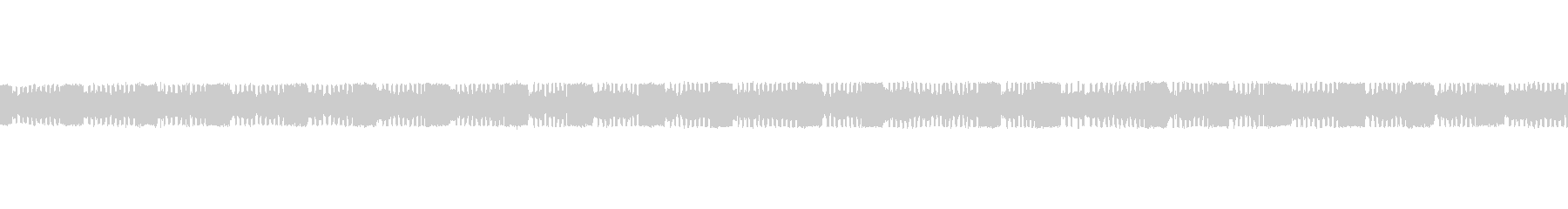 【生音】 夏の鈴虫 の未再生の波形