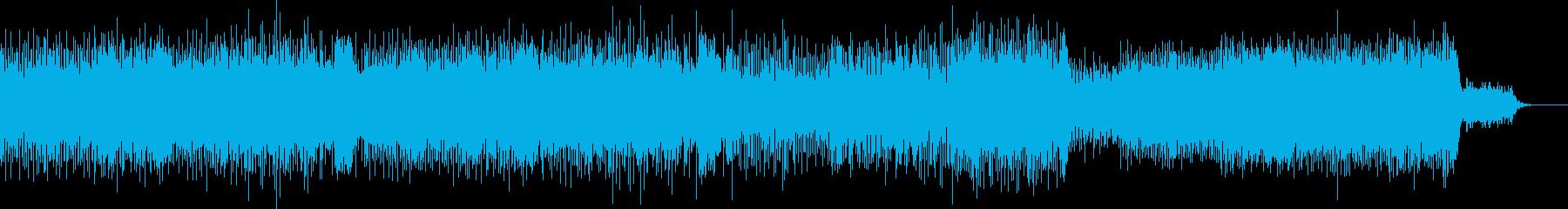 ポップ サスペンス アクション 静...の再生済みの波形