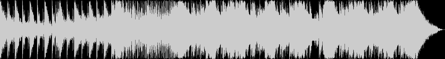 1分以内に収まるシンフォニック・ダブステの未再生の波形