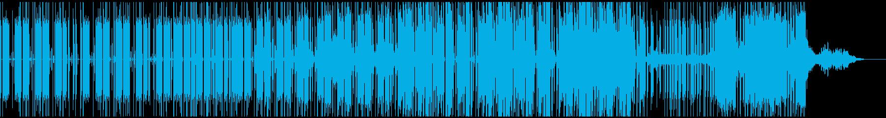 スネ夫風テクノポップBGM もやもやの再生済みの波形