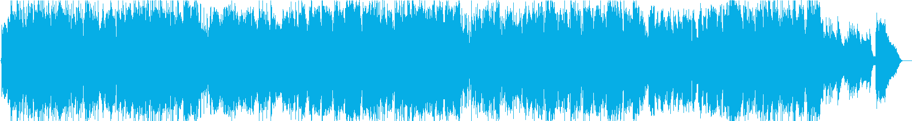 Well-lighted Japanese-style shakuhachi's reproduced waveform