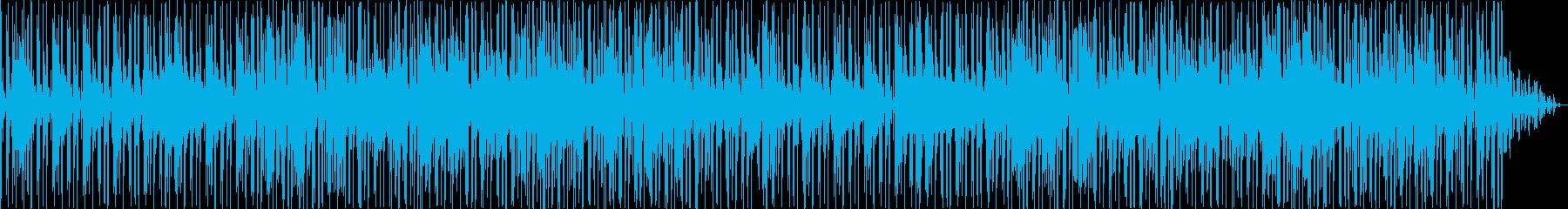 電気研究所パルス溝。ダンス、ナイト...の再生済みの波形