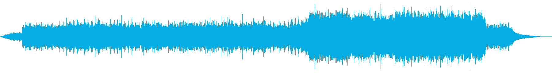 ウェディング8A神秘的な映像、バイオリンの再生済みの波形