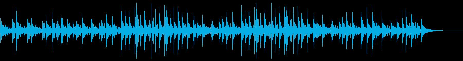 アコギ生音/爽やか、感動、ウエディングの再生済みの波形