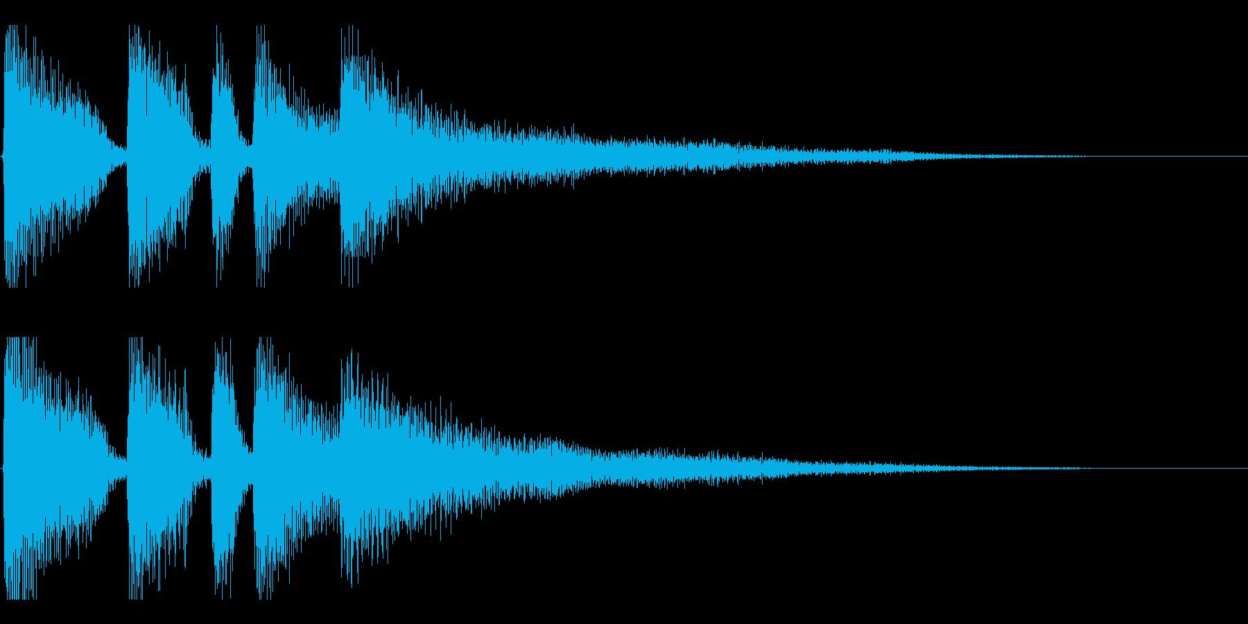 【日曜のラジオ3】の再生済みの波形
