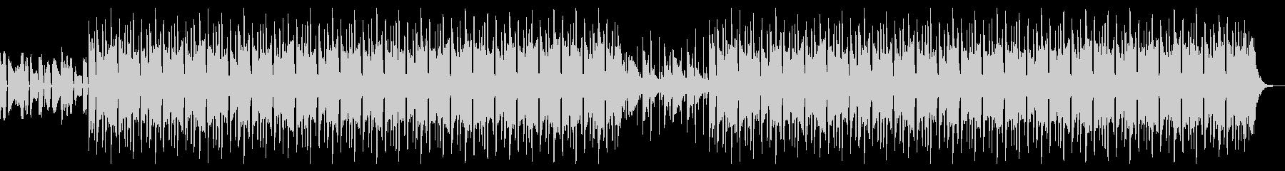 ローファイ チル アコギ ジャジーの未再生の波形