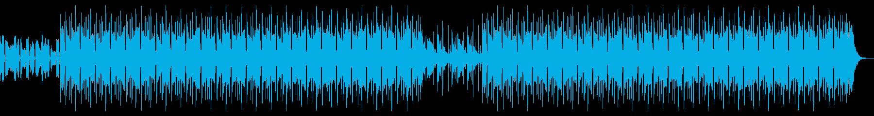 ローファイ チル アコギ ジャジーの再生済みの波形
