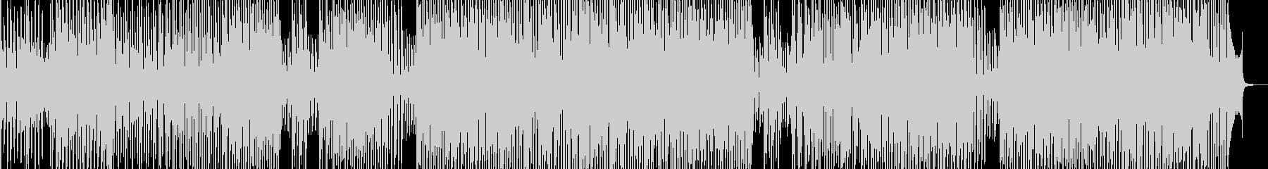 トロピカルな雰囲気に合うテクノ 短尺★の未再生の波形