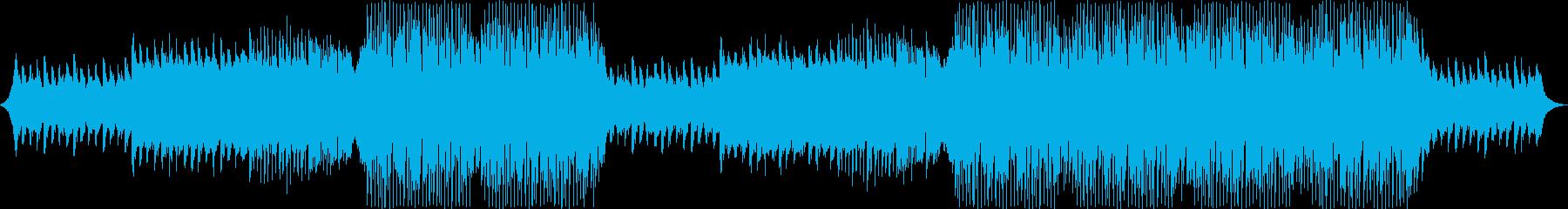 映画のような壮大な洋楽EDMの再生済みの波形