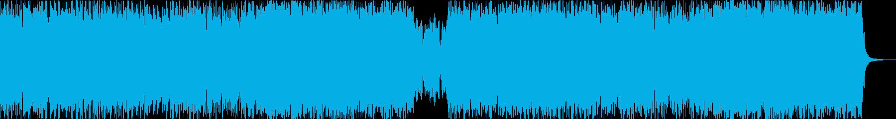 民族調の曲をストリートオルガンで演奏の再生済みの波形