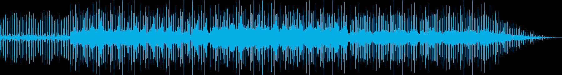 オトナ感のある スロージャズポップの再生済みの波形