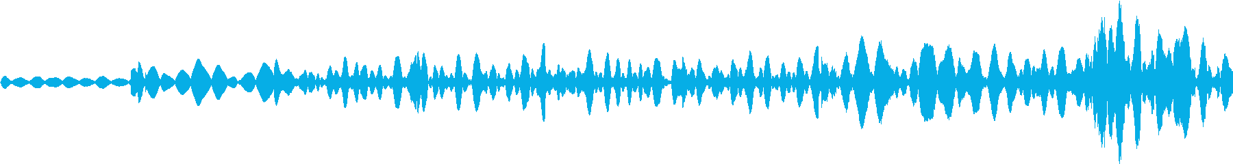 VORTEXスワイプの再生済みの波形
