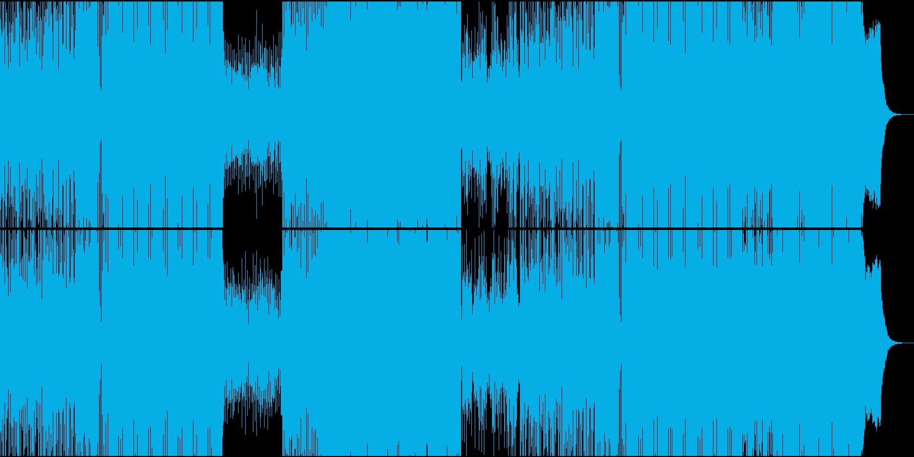 切ないギターが飾るスパニッシュEDMの再生済みの波形