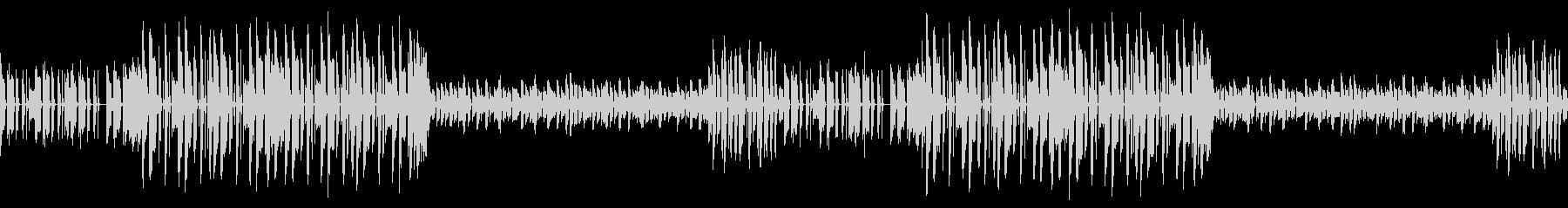 【メインメロ抜】ポップなEDMの未再生の波形