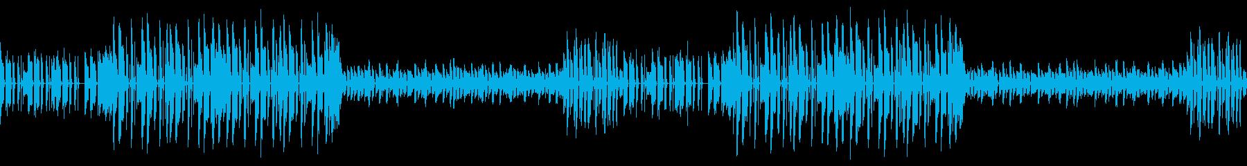 【メインメロ抜】ポップなEDMの再生済みの波形