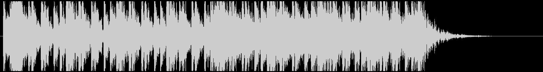 和太鼓のフレーズ3 残響ありBPM140の未再生の波形