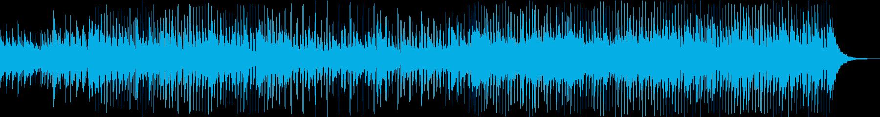 優しくキャッチーなアコースティックポップの再生済みの波形