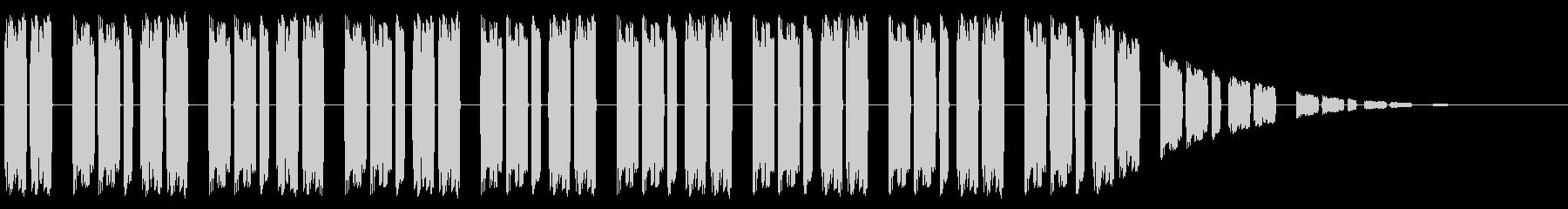 NES STG C07-5(パワーアップの未再生の波形