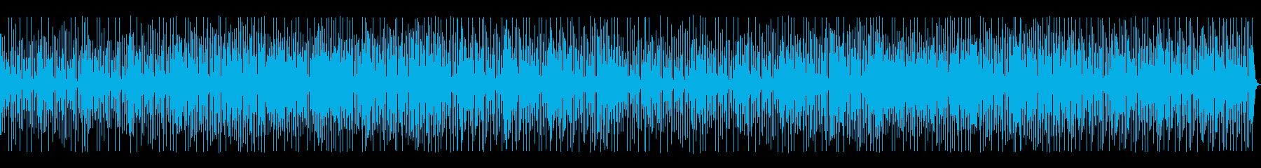 フルート、タンブラ、ジャンベをフィ...の再生済みの波形