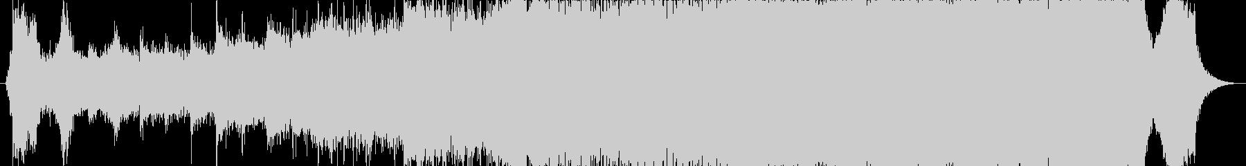 現代的 交響曲 バトル 焦り ドラ...の未再生の波形