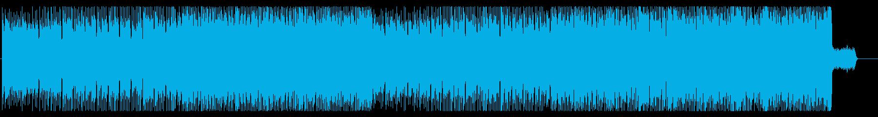 シリアス・考え事・会議・エレクトロの再生済みの波形