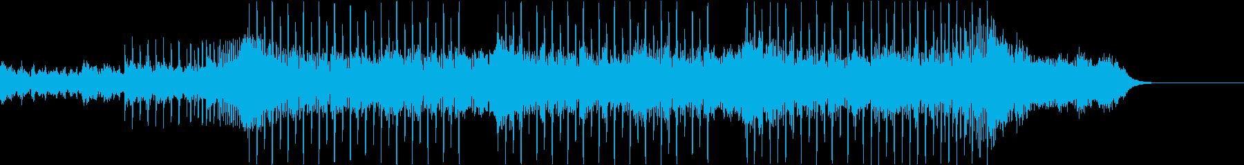 勢い系OPの再生済みの波形