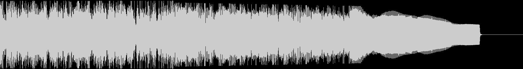 カントリー風ギターイントロ−06Bの未再生の波形