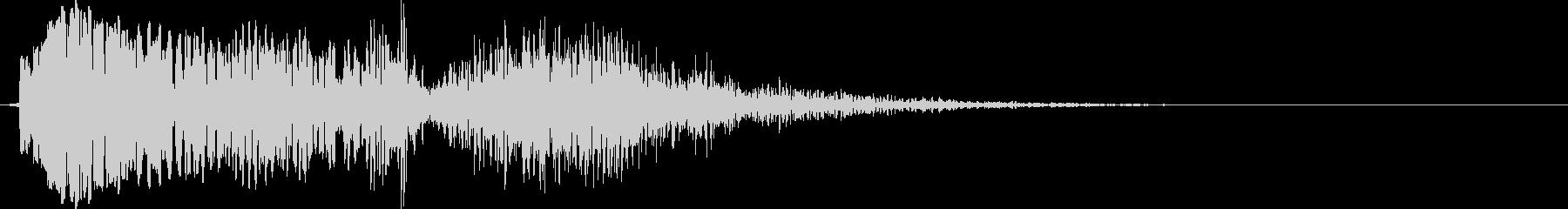 Good sound, chance sound, appearance, magic's unreproduced waveform
