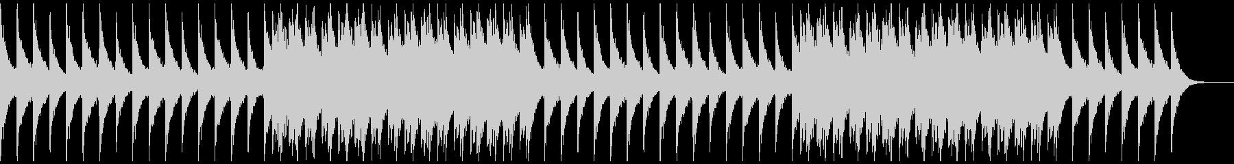 ピアノ・ストリングス・企業VP 2の未再生の波形