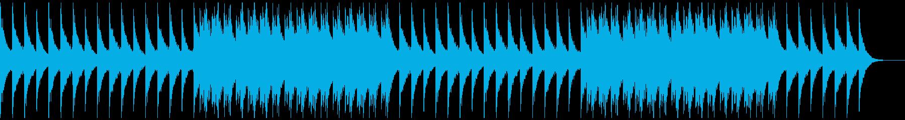 ピアノ・ストリングス・企業VP 2の再生済みの波形
