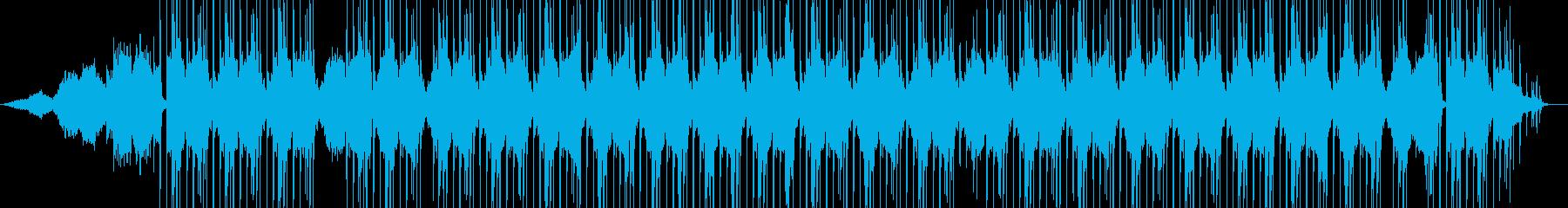 幻想系ビートの再生済みの波形