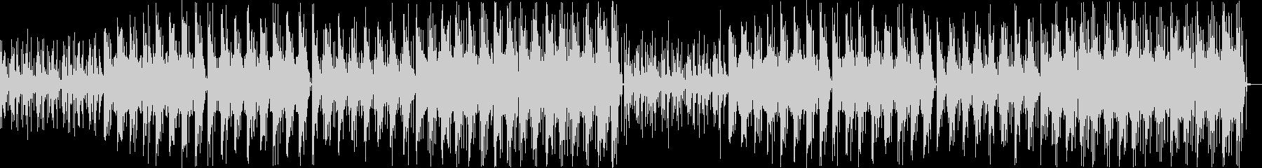【チル】ゆったりとしたBGM・1の未再生の波形