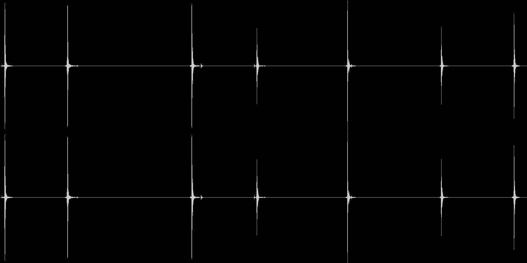 トグルスイッチ:7つのスイッチ、S...の未再生の波形