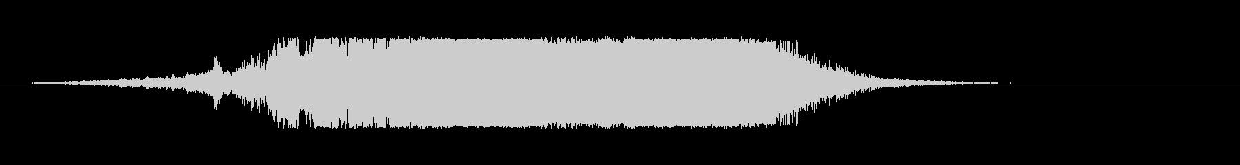 ナスカーレーシング;ターン(複数)...の未再生の波形